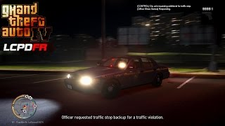 GRAND THEFT AUTO IV - LCPDFR 1 1 - EPiSODE 7 - NYPD SEARCH