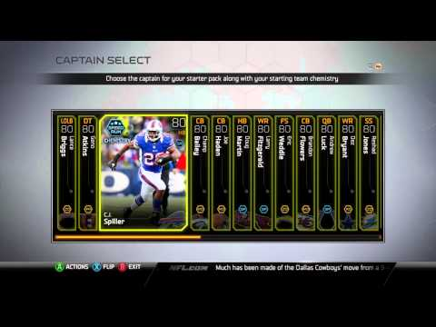 Madden 25 Tips - How to Choose a Captain in MUT
