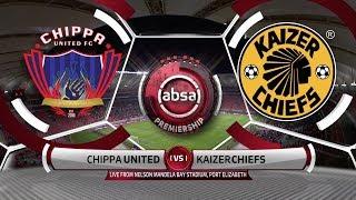 Absa Premiership Chippa United V Kaizer Chiefs Highlights