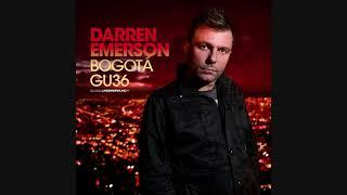 Darren Emerson: Bogotá GU36 - CD1