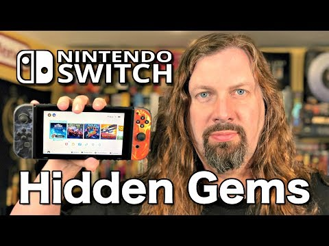 NINTENDO Switch Hidden Gems - Play these 9 games!