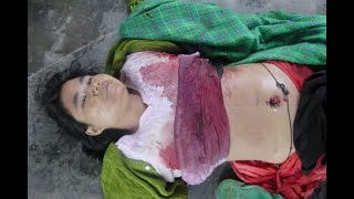 Manorama of #Kangleipak (#Manipur) was 'mercilessly tortured, raped and killed' by the Assam Rifles