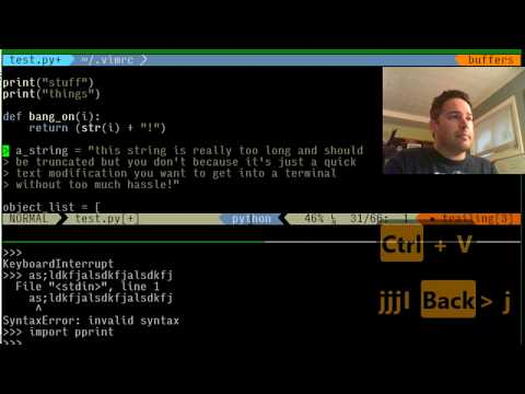 Fix Vim and Tmux clipboards