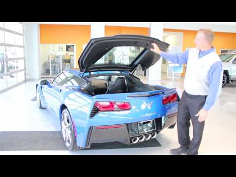 Ask the Chevy Dude: HOW TO: close the deck lid on the C7 Corvette Stingray Bachman Chevrolet