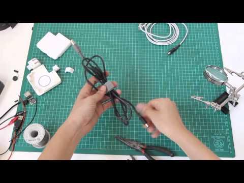 DIY Multifunctional Charger, MacBook/Laptop