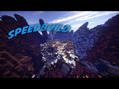 Minecraft: Spawn / Hub Speed Build Small, Advanced Design + Map Download  Quick 4 Hour Build