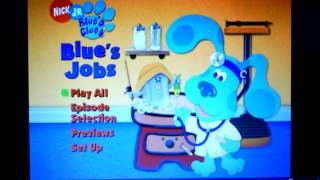 Blue's Clues- Blue's Jobs