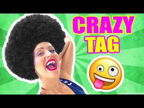 EL TAG MAS LOCO DE YOUTUBE! Que Youtubers hacen buena Pareja?!? Crazy Random Tag - SandraCiresArt