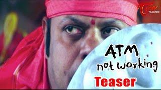 ATM not working Teaser (Gautamiputra Satakarni Spoof)