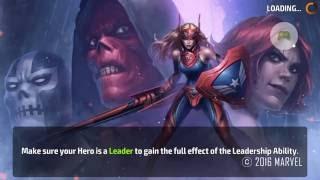 Black Dwarf  World Boss (5 teams) - Marvel Future Fight