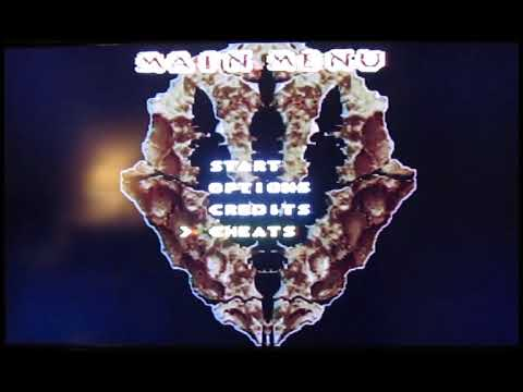 Primal Rage (SNES) Hidden Menu Screen