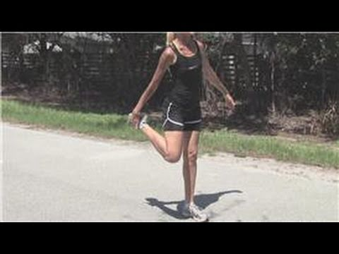 Running Tips : How to Stretch Before Running