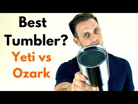Ozark Trail vs Yeti vs RTIC  (30 oz Tumblers)