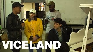Download Writing A New Song On The Spot with Ezra Koenig and iLoveMakonnen (Live on VICELAND) Video