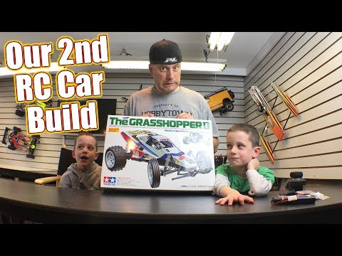 Fun RC Car Kit Anyone Can Build - Tamiya's The Grasshopper II | RC Driver
