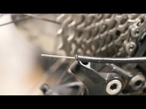 How to Change Derailleur Cable & Housing on a Mountain Bike