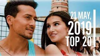TOP 20 Bollywood/Hindi Hit Songs This Week | MAY 21,2019 | Latest Hindi Songs 2019