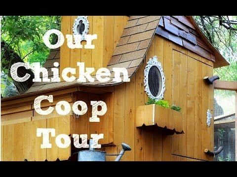 Chicken coop tour 2014