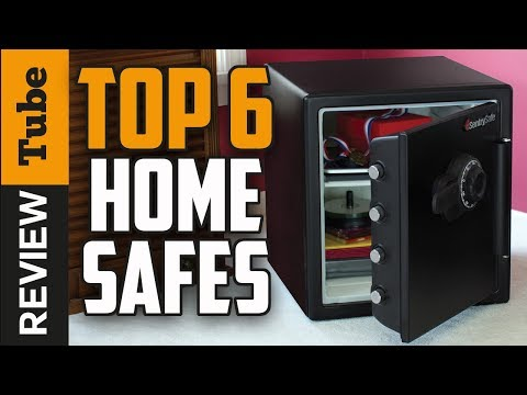✅Home Safe: The Best Home Safe 2018 (Buying Guide)