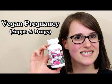 [Vegan Pregnancy] Supplements & drugs I take for pain, fatigue, heartburn, etc.