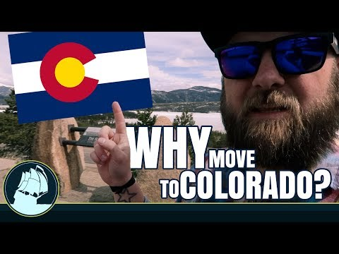 WHY we moved to COLORADO!
