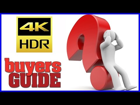 4K TV Buying Checklist | What to know before you buy | Holiday 2016
