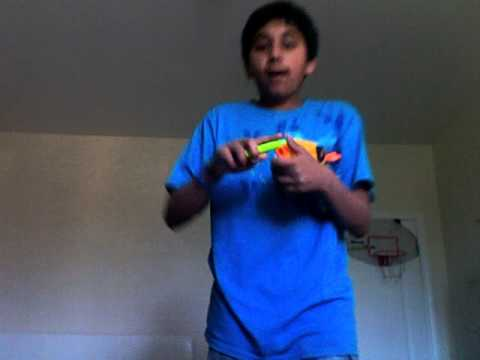 Nerf Gun Real Bullet Mod