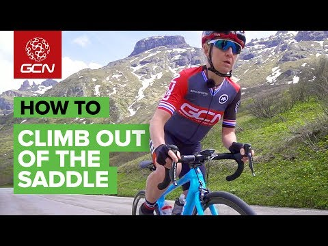 How To Climb Out Of The Saddle