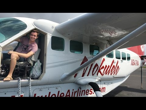 My First Job As A Commercial Pilot - Living The Hawaiian Dream