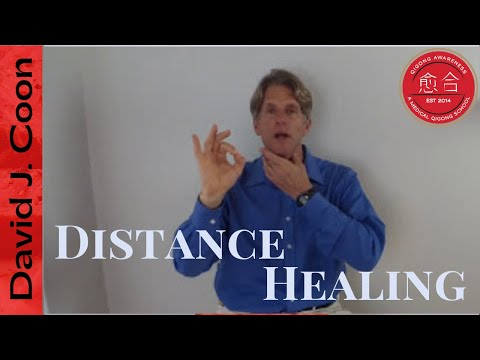 Qigong Master Gives Free Healing (Number Two)
