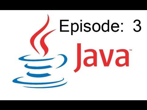 Java Basic Calculator - Java Episode 3