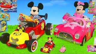 Minnie et Mickey Mouse jouets  - Véhicules jouets pour enfants - Toys for kids