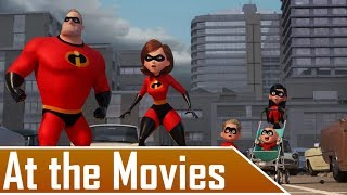 At the Movies with Smokey | The Incredibles 2