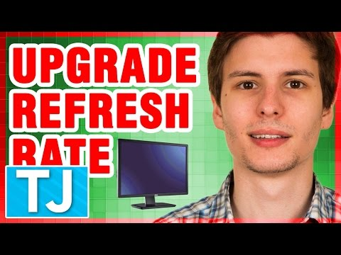 Upgrade Your Monitor Refresh Rate for Free
