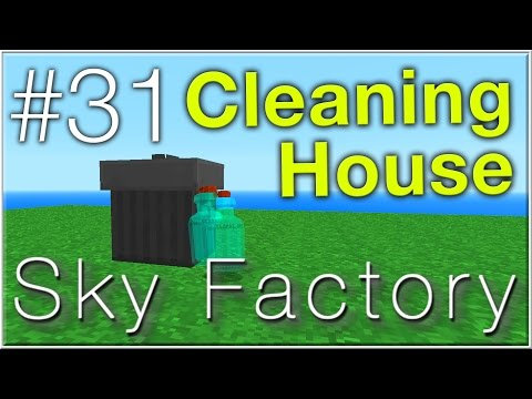 Cleaning House (Sky Factory #31)