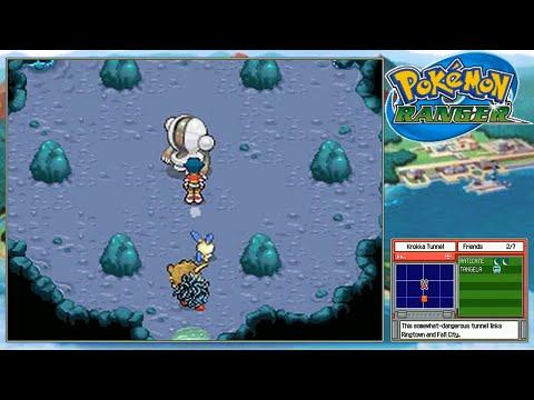 Let's Play Pokemon Ranger *Part 34* Regirock / Regice / Registeel