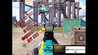 3 SQUAD RUSH ME   PUBG MOBILE   GAME ONLINE