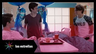 Lo mejor de #Aristemo: ¿Aris celoso de Diego?   Mi marido tiene más familia   Las Estrellas