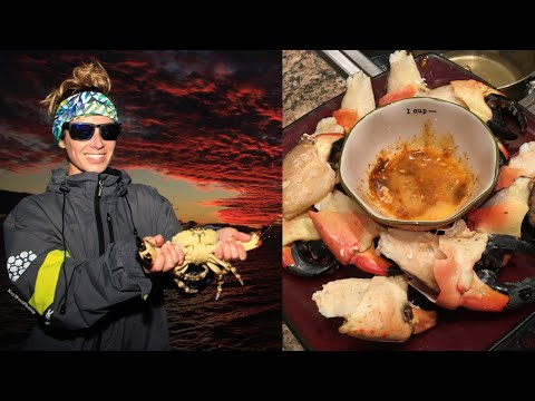 HOW TO Harvest + Cook Stone Crabs
