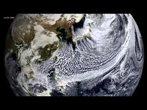 Global Warming - A video by NASA