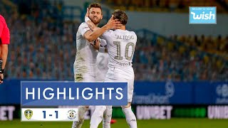 Highlights: Leeds United 1-1 Luton Town | 2019/20 EFL Championship