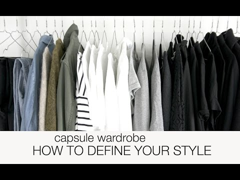 Define your true style + get (easier) dressed in the morning!