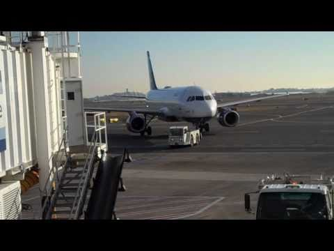 Jetblue Flight 775 BOS - AUA  (Cockpit footage included)