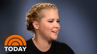 Amy Schumer On Body Image, Kardashians, Style (Full Interview)   TODAY