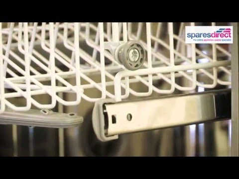 How to fix your missing or broken basket dishwasher wheels | Oven Spares & Parts | 0800 0149 636
