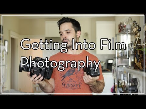 Getting Started in Film Photography