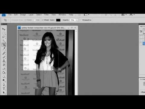 Photoshop Tutorial // ICON