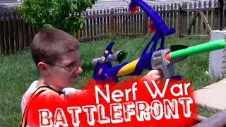 Nerf War: Battlefront
