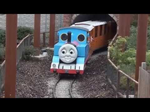 Thomas Land Drayton Manor Theme Park