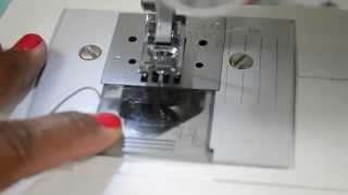 How To Fill Load Bobbin For Brother Jx2517